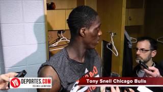 Tony Snell had a career-high 24