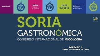 Soria Gastronómica 2018 - Sesión 2