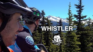 My first downhill MTB run, at Whistler! - RWS EP17