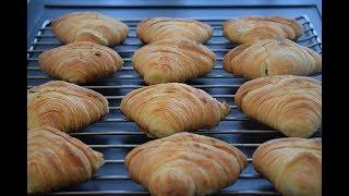 Tel Tel Ayrılan Nefis El Açması Börek Tarifi / Midye Börek Nasıl Yapılır?