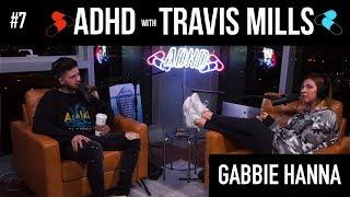 Gabbie Hanna & the Monster meme   ADHD w/ Travis Mills #7