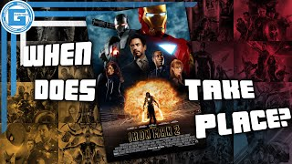 When Does Iron Man 2 Take Place?
