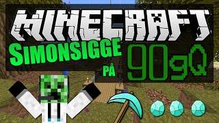 Minecraft på 90gQ: #1 - En ny server, en ny start