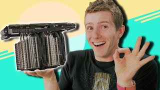 Frankenstein GPU Cooling - IT'S AWESOME