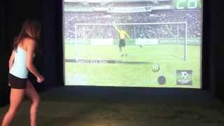 Interactive Soccer Simulator - Visual Sports Systems