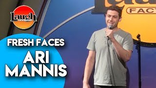 Ari Mannis   When I Become President   Laugh Factory Stand Up Comedy