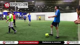 Gladiadores vs Juventus Jueves Liga Latinoamericana