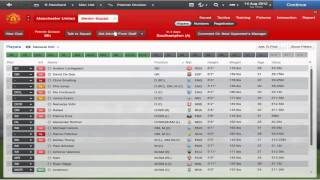 Football Manager 2013 - Manchester United S01E01