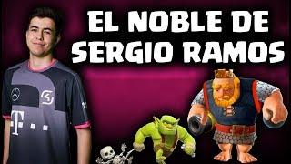 ¡EL GIGANTE NOBLE DE SERGIO RAMOS! | Malcaide Clash Royale