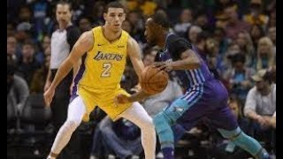 Los Angeles Lakers vs Charlotte Hornets NBA Full Highlights (16TH DECEMBER 2018-19)