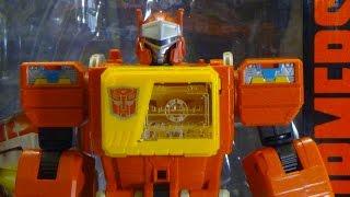 Transformers Generations Titan Returns Leader Class Blaster Review