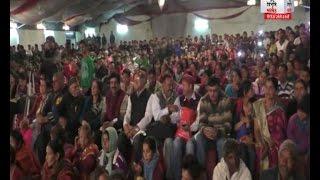 दीपावली से पहले गढ़वाली परंपरा का अनूठा संगम ''बग्वाल''