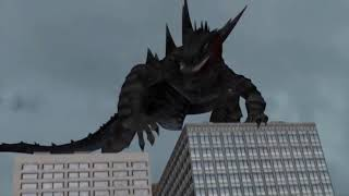 If the monsters in Zilla vs Gorosauras could talk