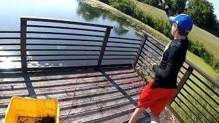 Magnet Fishing the Black Lagoon