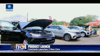 Coscharis Launches Three New Cars