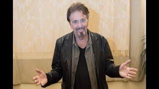 """Al Pacino on Portraying Joe-Pa in """"Paterno"""""""
