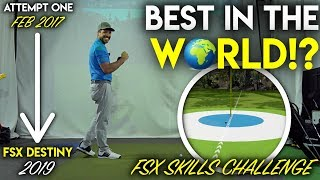 THE BEST IN THE WORLD? Two years in the making - FSX Skills Challenge