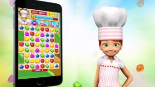 Cookie Star - The sweetest match 3 puzzle game