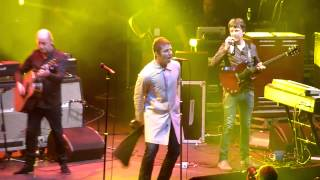 Liam Gallagher - My sweet lord (George Harrisson cover) at Royal Albert Hall 2013