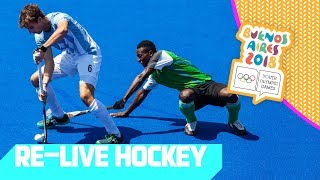 RE-LIVE | Day 08: Hockey | Youth Olympic Games 2018 | Buenos Aires