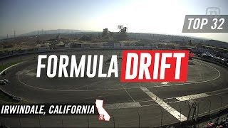 FD Irwindale 2017: Top 32