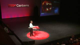The fourth state of matter - plasma | Christine Charles | TEDxCanberra