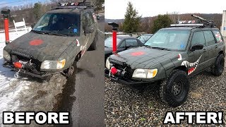 LIFTED FORESTER IS FIXED... KIND OF.