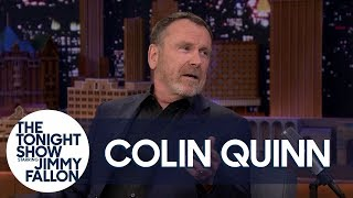 Colin Quinn Has Debate Advice for Unknown Democratic Presidential Candidates