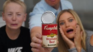 Whats inside 30-Yr-Old Can of Soup?