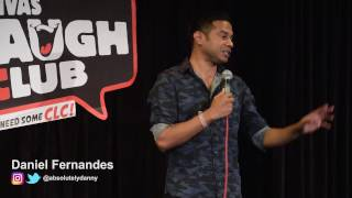 Rape Threats - Daniel Fernandes Stand-Up Comedy