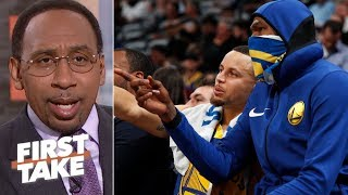 Lakers, Rockets & Thunder can't compare to the Warriors - Stephen A. | First Take