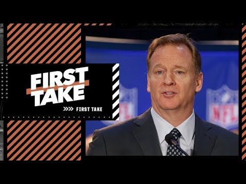 Roger Goodell has to step up - Stephen A. on the changes the NFL needs to make   First Take