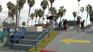 Sun Diego Am Slam Best Trick Contest