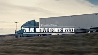 Volvo Trucks — See the Advancements in Volvo Active Driver Assist