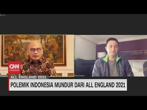 Polemik Indonesia Mundur Dari All England 2021