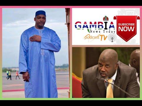 GAMBIA NEWS TODAY 12TH NOVEMBER 2020