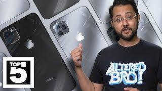 Top 5 Apple iPhone 11 rumors