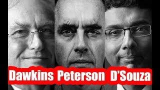Travis speaks with Richard Dawkins, Jordan Peterson & Dinesh D'Souza