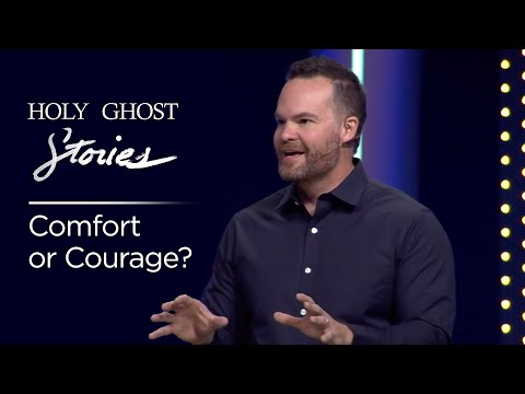 Comfort or Courage? — Holy Ghost Stories, Part 3 | GAVIN ADAMS