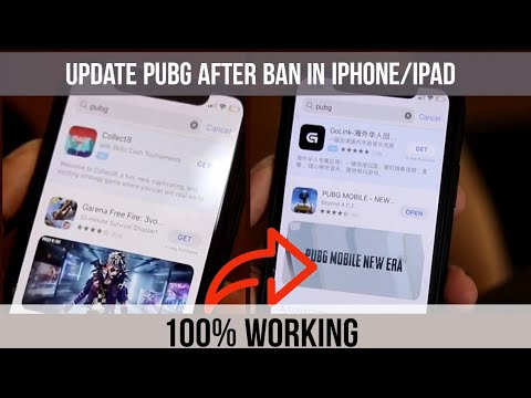 How to Update PUBG After Ban in iOS