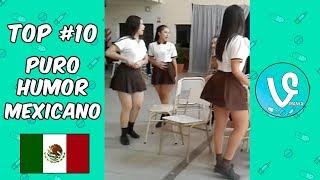 TOP 10 | PURO HUMOR MEXICANO SEPTIEMBRE 2018 DE LOS MEJORES VÍDEOS DE RISA MEXICANOS