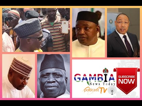 GAMBIA NEWS TODAY 19TH JULY 2020