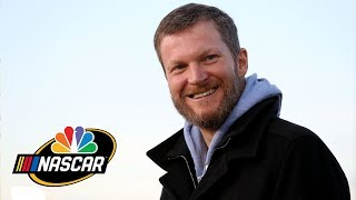 Dale Earnhardt Jr. addresses plane crash   Motorsports on NBC