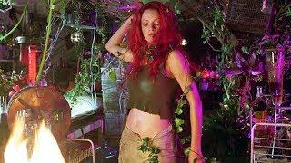 Dr. Pamela Isley turns into Poison Ivy   Batman & Robin