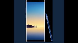 Galaxy Note 8 PHOTO Deep Sea Blue | Galaxy Note 8 Software Speed Improvements