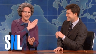 Weekend Update on Male Birth Control - SNL