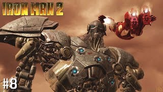 Iron Man 2 - Xbox 360 Playthrough Gameplay - Mission 8: ULTIMO