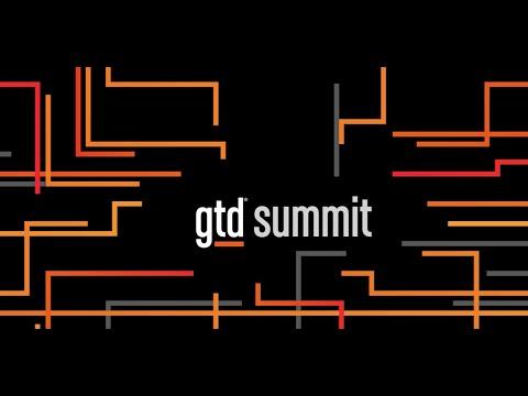 Marshall's 30 minute keynote speech from David Allen's GTD Summit in Amsterdam