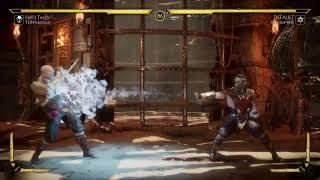 Mortal Kombat 11 online fights