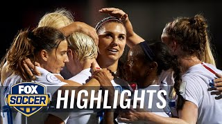 90 in 90: United States vs. Jamaica | 2018 CONCACAF Women's Championship